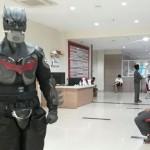 Di RS Bogor Ada Seorang Dokter Yang Jadi Superhero Demi Pasien Covid19