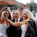 Vladimir Putin Sediakan Uang 100 Jt Bagi Warga Rusia Yang Bersedia Beranak Pinak