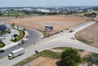 Gudang-Pabrik Delta Silicon Techno Park Karawang,Tanah Kavling Industri Karawang KIIC-KNIC